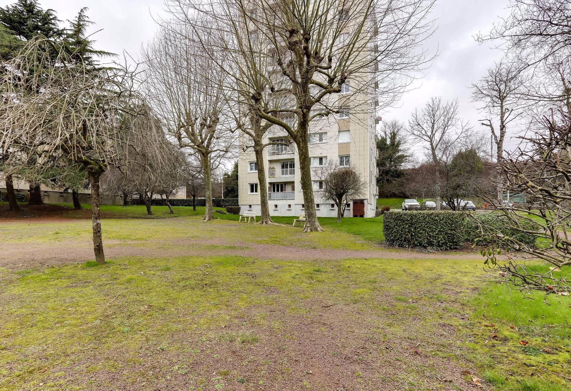 Appartement T2 Palais des Arts Vannes parc