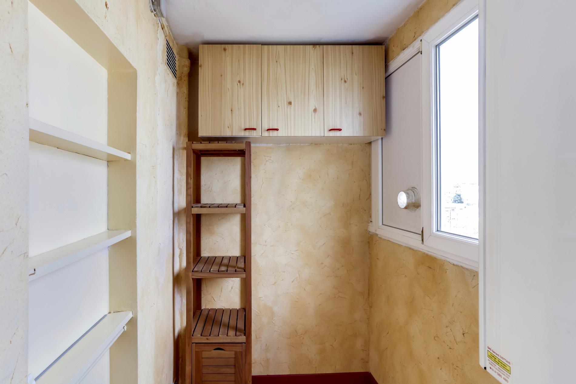 Appartement T2 Palais des Arts Vannes arrière cuisine