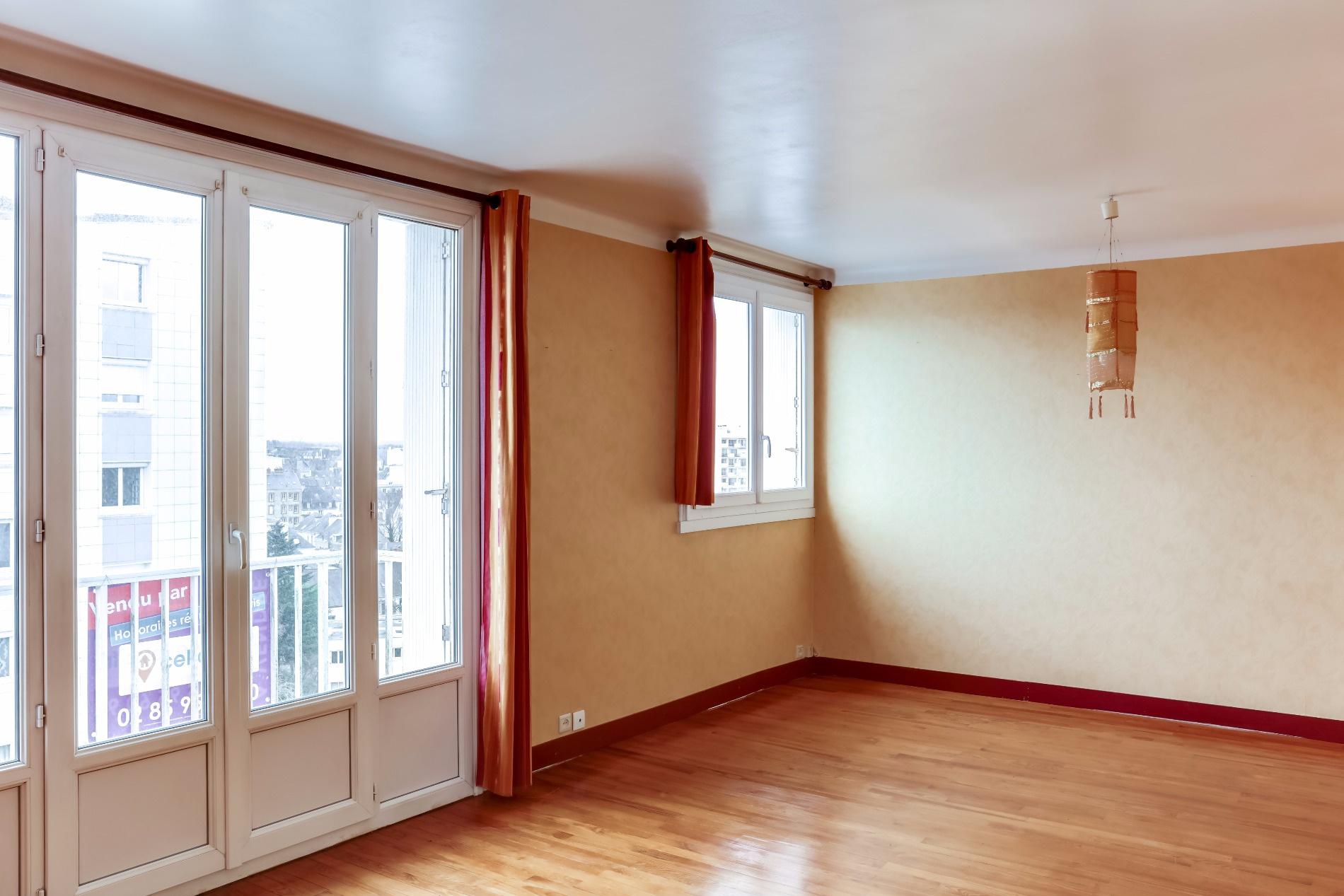 Appartement T2 Palais des Arts Vannes séjour 2