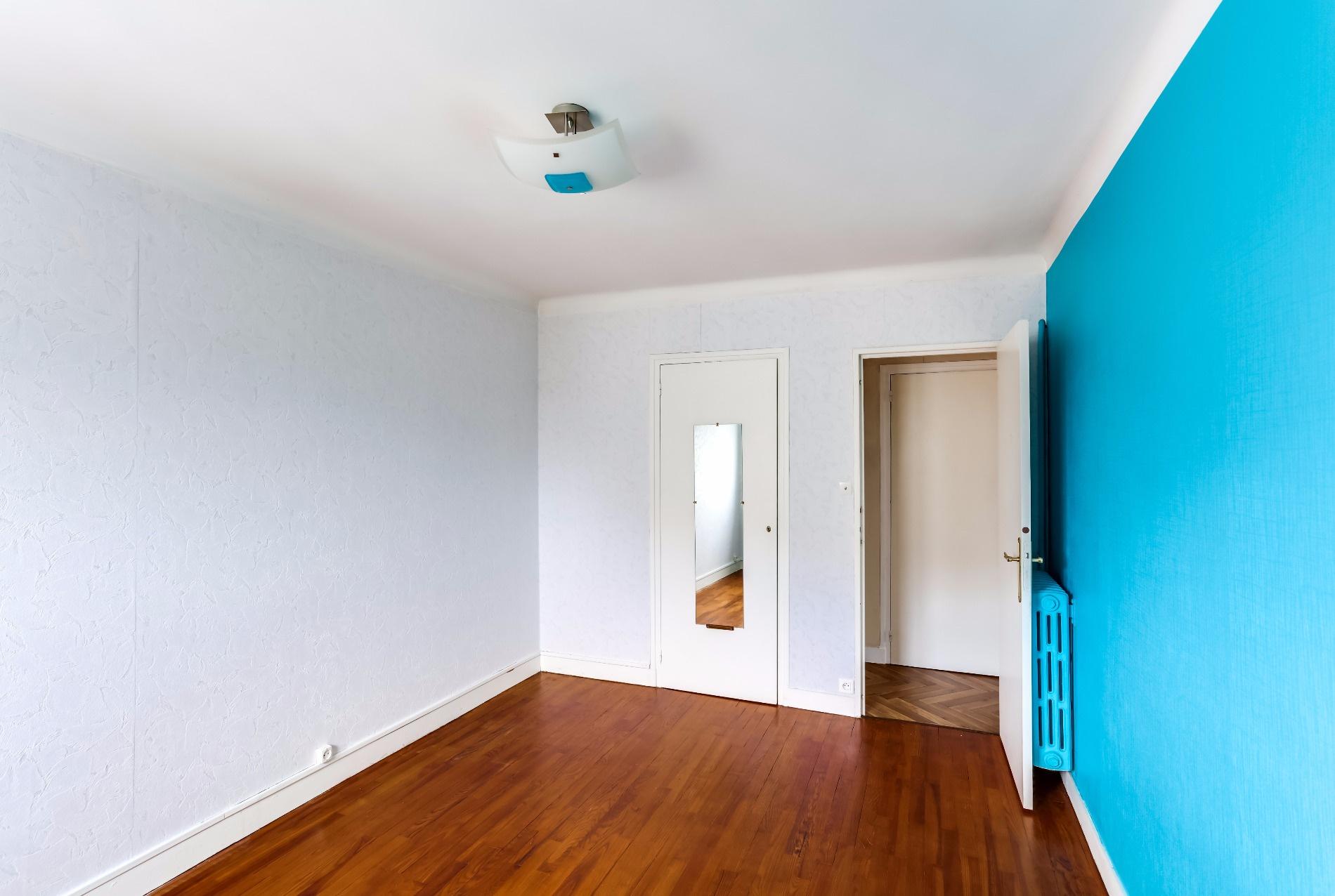 Appartement T2 Palais des Arts Vannes chambre vue 2