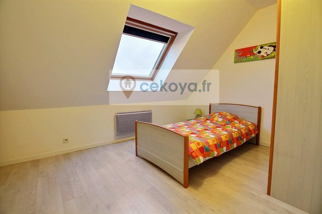 chambre 2-1 maison contemporaine 4 chambres Colpo