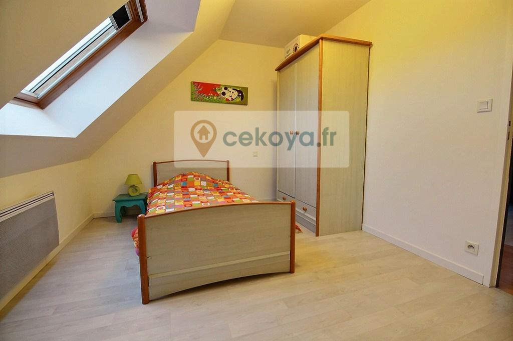 chambre 2 maison contemporaine 4 chambres Colpo